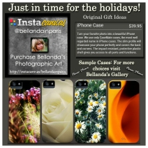 Holiday Publicity iPhone Cases Promo3 Flower Theme