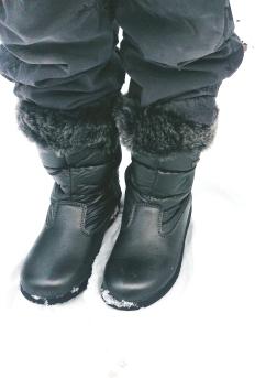 Boots Princess