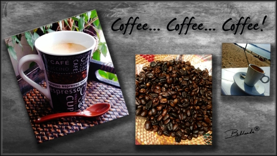COFFEE... COFFEE... COFFEE!BELLANDA ®