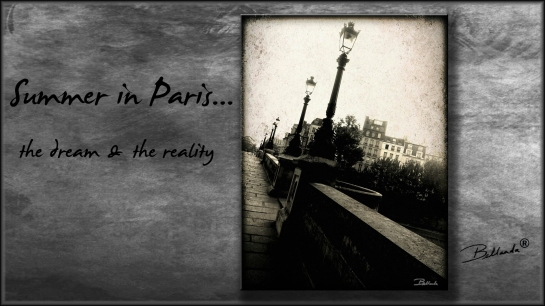 Paris Romance All rights reserved BELLANDA ®
