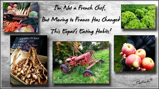 This Expat Has Changed Her Eating Habits Since She Moved to France.