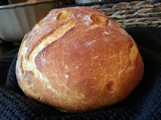 Fresh bread hot out of the oven! Bellanda ®