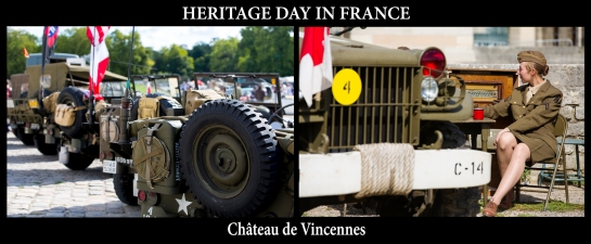 French Heritage Day at Château de Vincennes Photos: Bellanda - All rights reserved