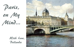 Paris, on My Mind…
