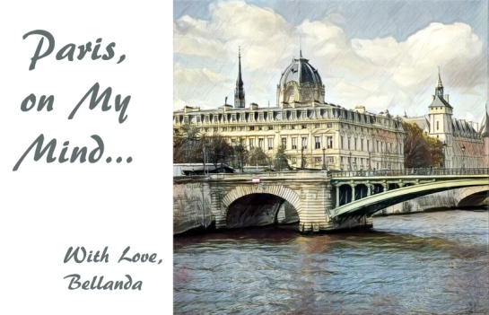 Paris, on My Mind - Artwork by Bellanda