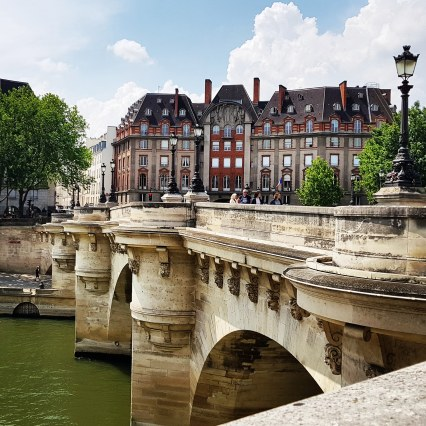 Pont Neuf, Paris by Bellanda